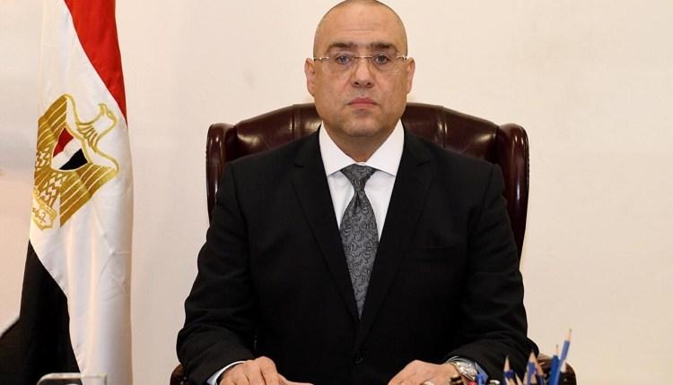 صورة وزير الإسكان يتفقد مشروعات المنصورة الجديدة ويلتقي مسئولي شركات المقاولات