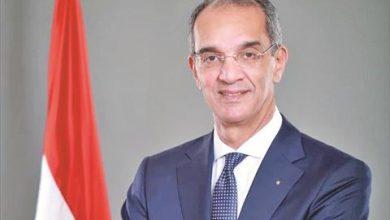 صورة وزير الاتصالات : مصر تحرص على تبنى التكنولوجيات البازغة لتحقيق أهداف التنمية
