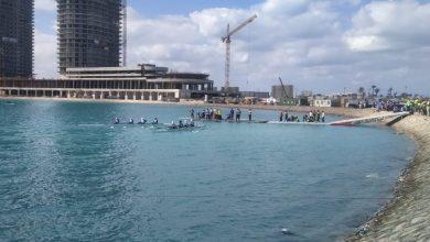 صورة «العلمين الجديدة» تستضيف فعاليات بطولة الجمهورية المفتوحة للتجديف بمنطقة البحيرات