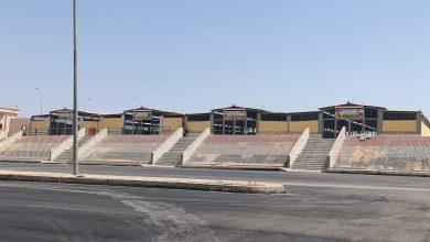 صورة غدًا بدء التشغيل التجريبي لأسواق الخير كبديل للباعة الجائلين في مدينة العبور