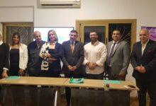 صورة خاص| المؤسسة الدولية  للبروتوكول والاتيكيت تفتتح مقرها الجديد في الشيخ زايد